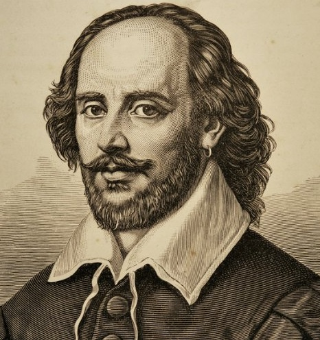 William Shakespeare: 20 Facts, 37 Plays, 375 Poems, 100 Quotes & Bio